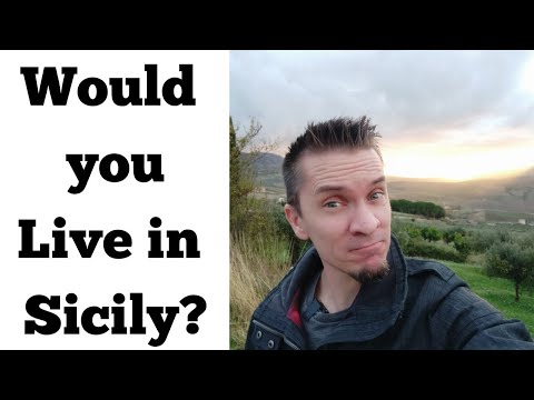 What would it take to convince you to live in Italy?