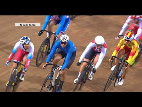 UCI Track World Cup Minsk - Women's Scratch
