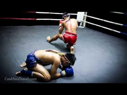 Boxe Thai Chiang Mai Muay Thai