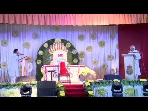 Day 1 - Evening, Athi Rudra Maha Yagna & Durga Pooja - 2015, Muddenahalli