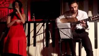 Gypsy Fusion Duo -  Carina La Dulce & Sasha Kolpakov (Promo video)