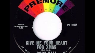 Dora Hall (The Four Seasons) - GIVE ME YOUR LOVE FOR XMAS  (1964)