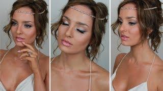 Boho Wedding Makeup Tutorial