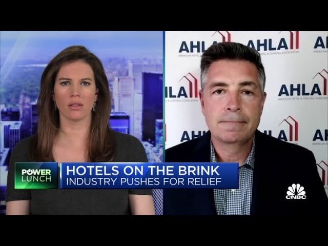71% of hotels won't last six more months without federal assistance: AHLA survey