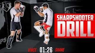 MMA Sharpshooter Drill: Pick Your Shots