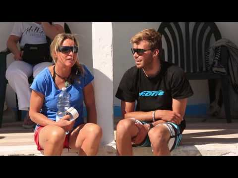 2016 IKA Kiteracing European Championships - The Movie