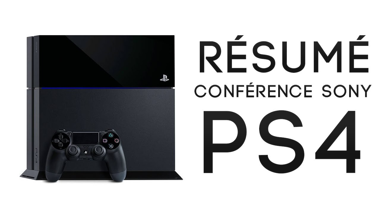 ps4 conference images