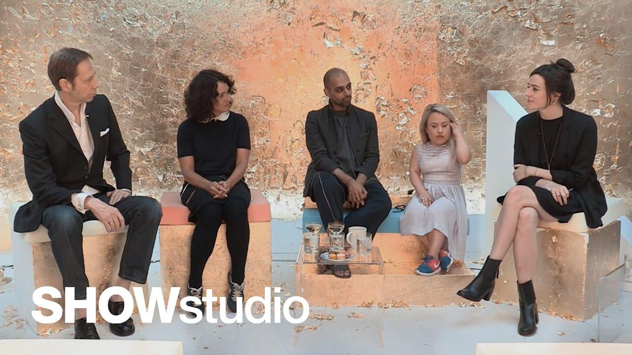 ec9e670a97acbd Comme des Garçons Womenswear - Spring   Summer 2015 Panel Discussion ...