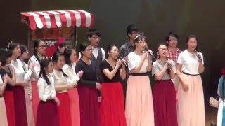 路德會協同中學 2016 PART1 Music Day