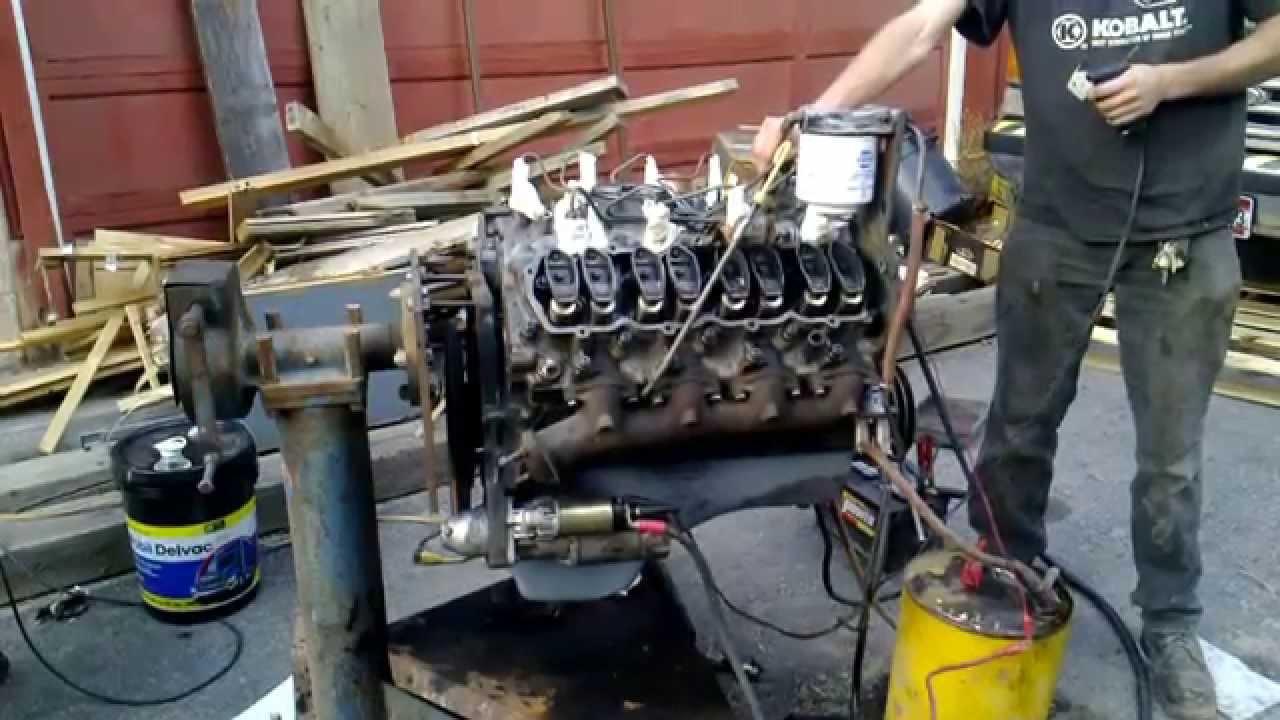 7 3l Powerstroke Engine Diagram It S Alive Rebuilt 7 3 Idi Youtube