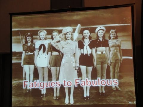 Women's Military Fashion Show at 2013 Women' Veteran Summit / Tacoma, WA