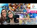 Jugamos Super Smash Bros WiiU con Bimbonenses | Pixelbits Live
