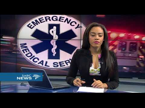 Joburg EMS on roof collapse at the Trade Route Mall in Lenasia