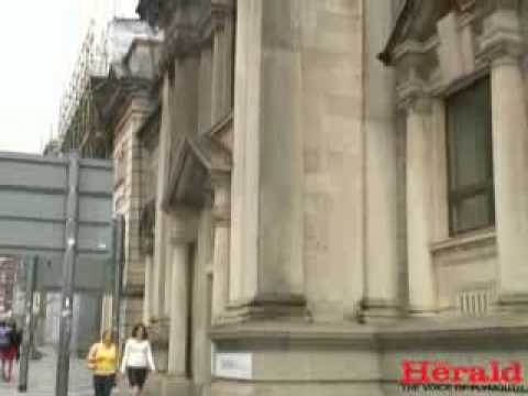 Plymouth city library evacuated by police