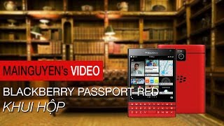 khui hop blackberry passport mau do chinh hang - wwwmainguyenvn