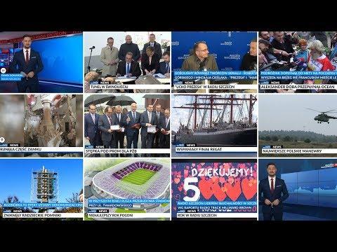 Radio Szczecin News - podsumowanie 2017
