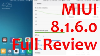 MIUI 8.1.6.0 Full Review For Redmi Note 3 | Benchmark, Charging, Battery, Bugs Q&A