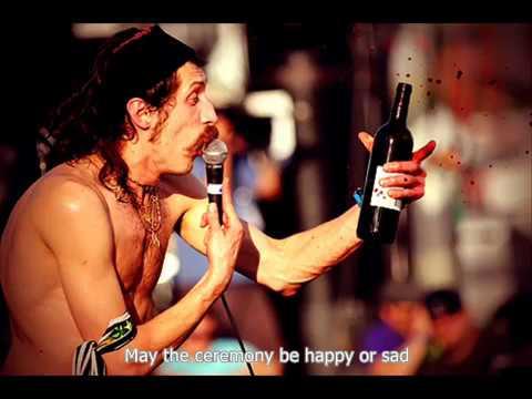 Gogol Bordello – Alcohol - With  Lyrics