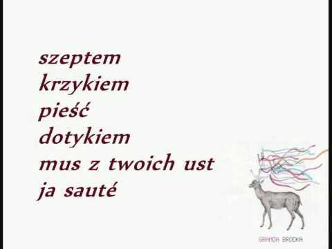 Saute - Monika Brodka (tekst!).wmv