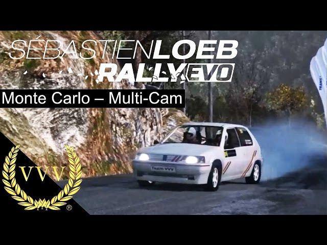 Sebastien Loeb Rally Evo - Monte Carlo   PC