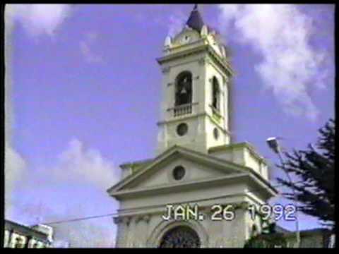 19920126 Visita de Carlos a Punta Arenas 1/3