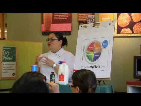 Teaching the Community Healthy Cooking on a Budget!
