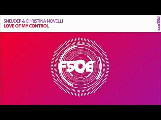 Sneijder & Christina Novelli