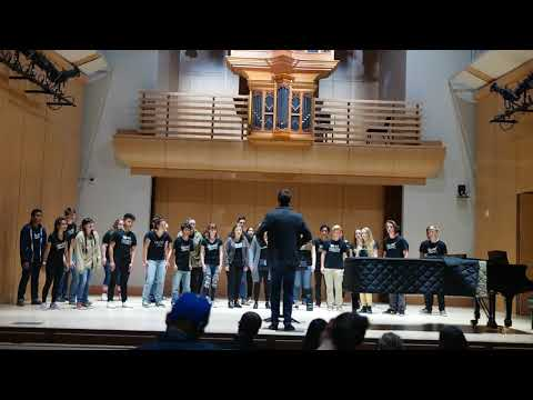 2017 Advanced Choir