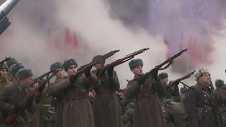 Mosca, sulla Piazza Rossa ritorna la parata militare del 1941
