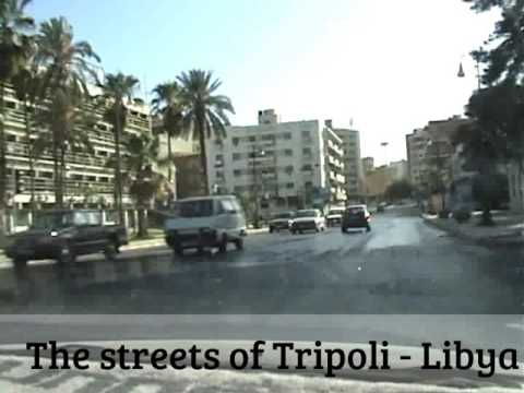 The streets of Tripoli - Libya