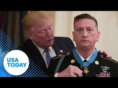 Deanna King - WATCH IN FULL: Deanna's Husband David Bellavia Receives The Medal Of Honor