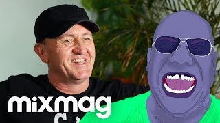 The birth of ACID HOUSE with DANNY RAMPLING
