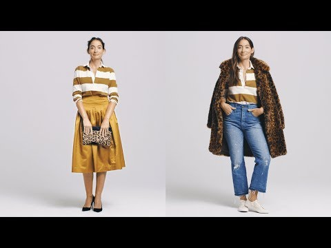 J.Crew Style Hacks: The 1984 Rugby Shirt