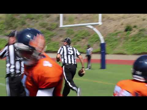 San Bernardino Valley College @ Citrus College Game Highlights 9/16/17
