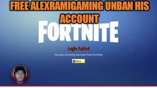 Free Alexramigaming Livestream- Uban Alexramigaming Account - Fortnite Battle Royal