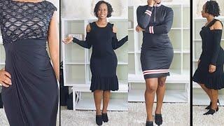 BLACK DRESS-UP HAUL  LOOKBOOK |  MODEST LOOKBOOK ♕ |MODEST OUTFITS #BLACKGIRLSROCK