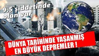 Gambar cover Dünyanın En Şiddetli Depremleri   9.5 Şiddetinde ve 10 Dakika Süren Deprem