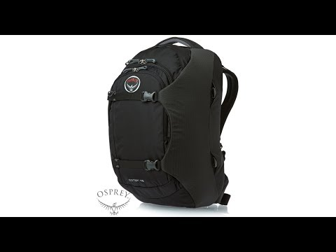 Osprey 46 – Can this be my ultimate tech and travel bag???