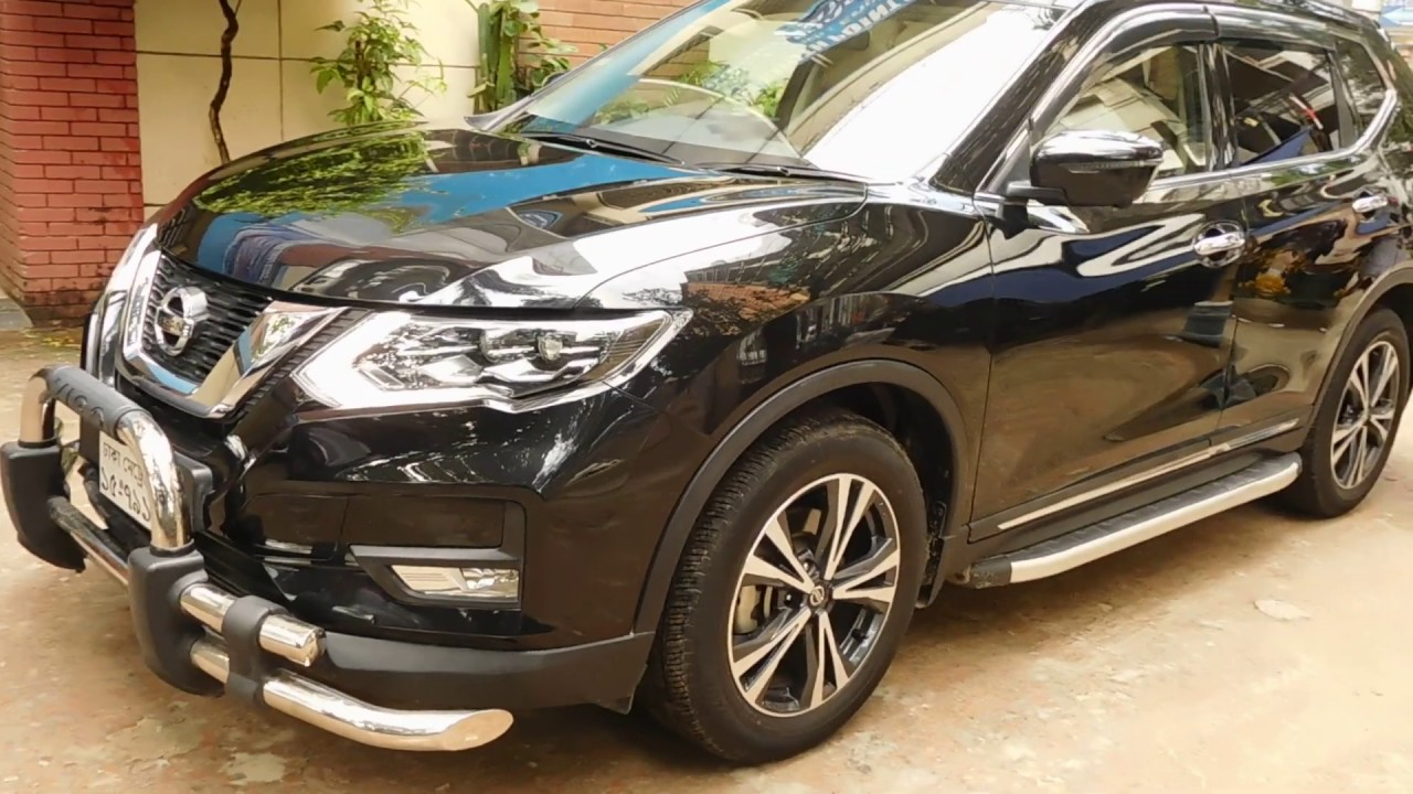 Nissan X Trail Review 2017 Nissan X Trail In Bangladesh Toyota Harrier Second Hand X Trail Youtube