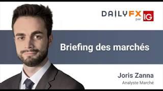 Briefing des marchés du 20 mars 2020 - Indices - Forex - Gold - Brent - Bitcoin