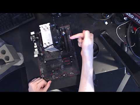 Some discussion on B350 VRM cooling.