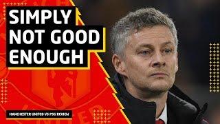Manchester United vs Paris St Germain UEFA Champions League Analysis   Man Utd News stephen howson