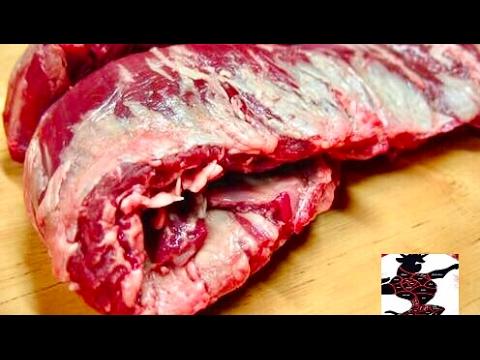 Como Cortar Una Entrana Como Cortar Skirt Steak Entraña De Vacuno Los Mejores Cortes Carne Ny Youtube