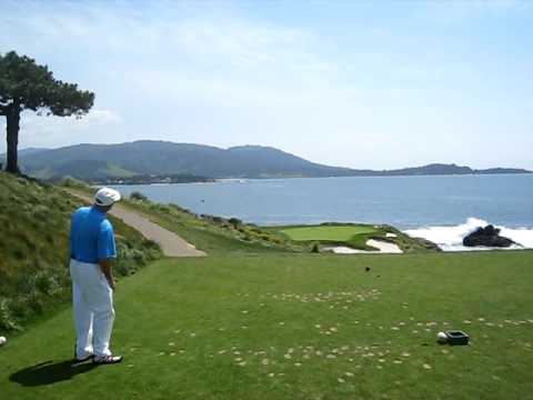 Dyg 7th Hole Pebble Beach