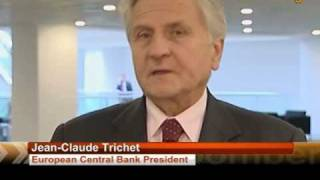 Trichet Says Strong Dollar in Interest of U.S. Economy: Video