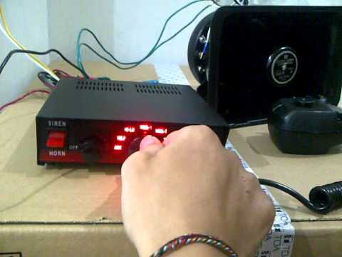 Loud ambulance siren download