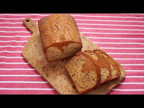 Pati Jinich – Dulce de Leche Caramel Cinnamon Banana Bread