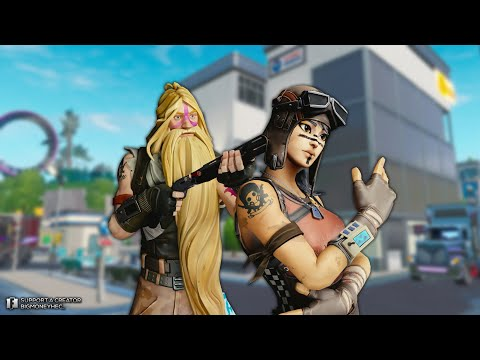 FORTNITE BATTLE ROYALE WILDE SKIN GAMEPLAY | CHILLSTREAM | STEALTHREFLEXSKiNCODEGIVEAWAY@ 1.9 K SUBS