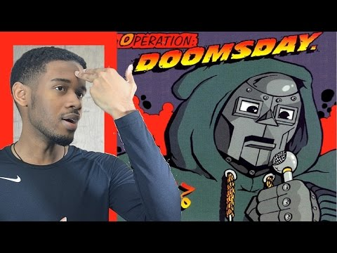 MF DOOM - OPERATION: DOOMSDAY First REACTION/REVIEW