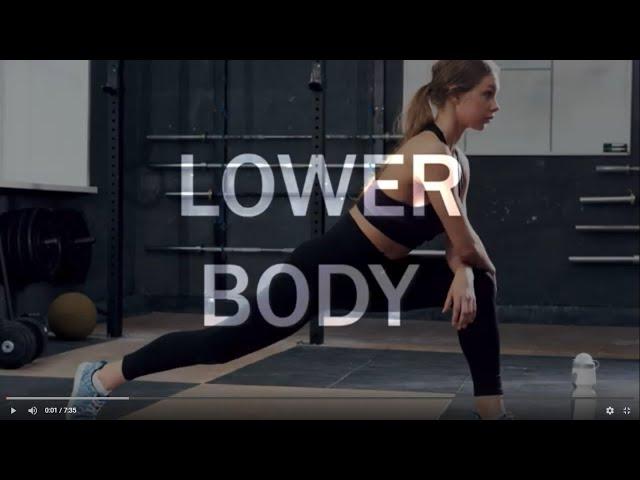 L3 Lower Body Workout